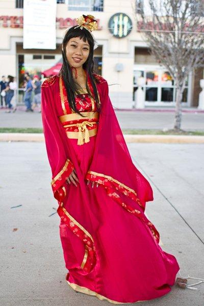 Costume Winner