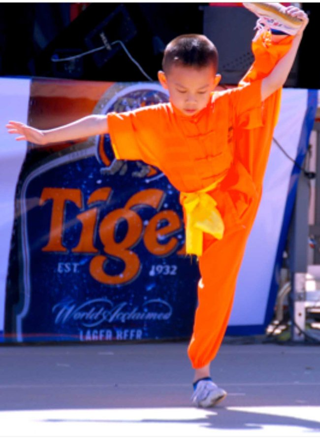 Children's Martial Arts in Houston
